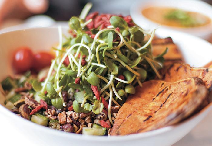 Vegan Restaurants Toronto Noodle Bowl